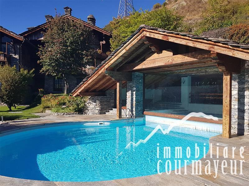 Appartamento in vendita a La Salle, 3 locali, prezzo € 195.000 | CambioCasa.it