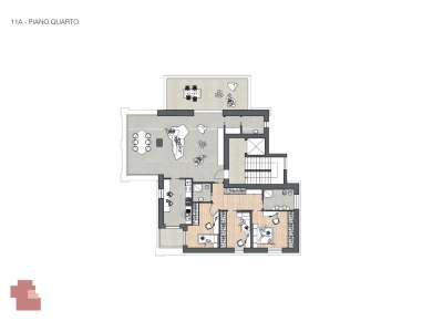 Attico/Mansarda Pordenone BBCap11A