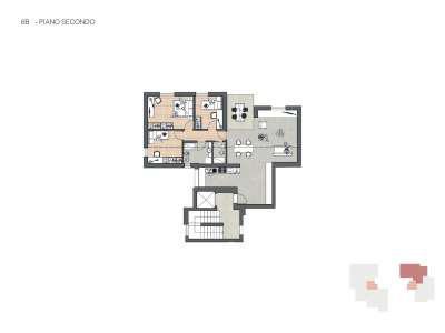 Appartamento Pordenone BBCap6B
