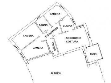 Appartamento Pordenone BBCdBC1