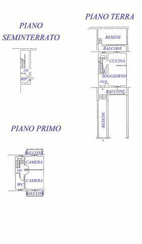 Rustico / Casale in vendita a Barberino di Mugello, 3 locali, prezzo € 211.415 | CambioCasa.it