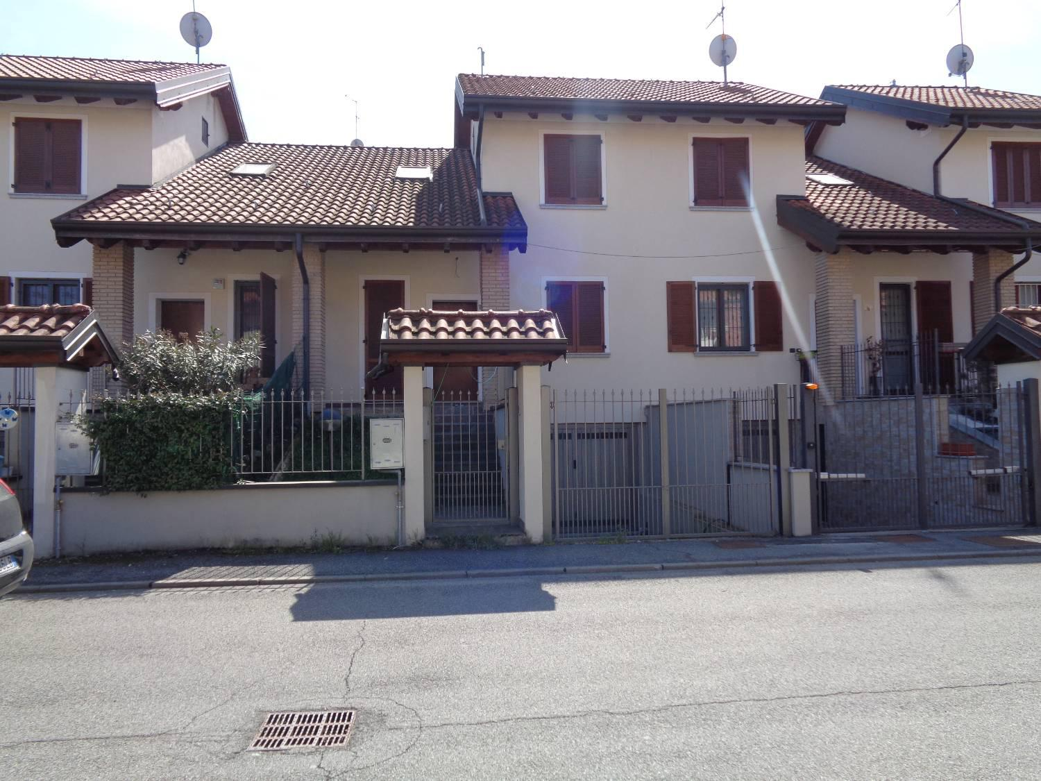 Vendita Villetta a schiera Casa/Villa Cerro al Lambro 292781
